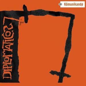 portada del disco Komunikando