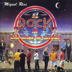 portada del disco El Rock de una Noche de Verano