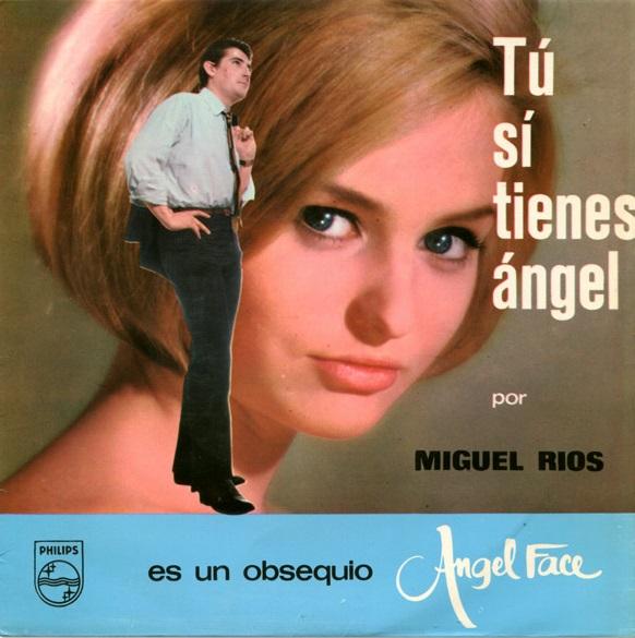 portada del disco Tú Sí Tienes Ángel / Lejos de Ti