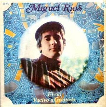 portada del disco El Río / Vuelvo a Granada