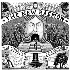 portada del disco La Dimensión Desconocida