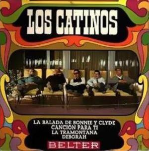 portada del disco La Balada de Bonnie y Clyde / Canción Para Ti / La Tramontana / Deborah