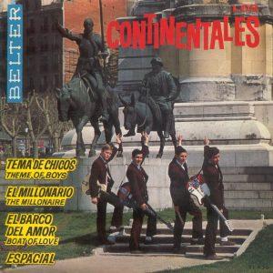 portada del disco Tema de Chicos / El Millonario / El Barco del Amor / Espacial