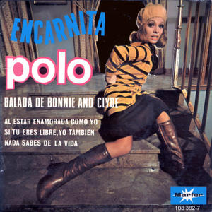 portada del disco Balada de Bonnie and Clyde