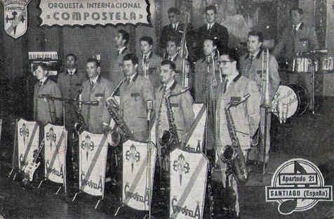 foto del grupo imagen del grupo Orquesta Compostela