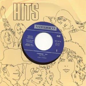 portada del disco Hits