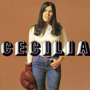 portada del disco Cecilia