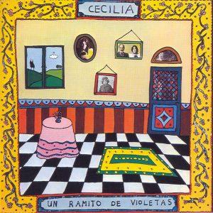 portada del disco Un Ramito de Violetas
