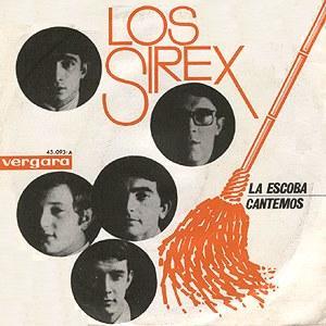 portada del disco La Escoba / Cantemos