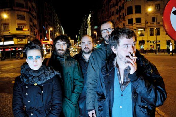 foto del grupo imagen del grupo Los Punsetes