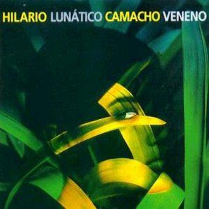 portada del disco Lunático Veneno