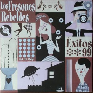 portada del disco Éxitos 99