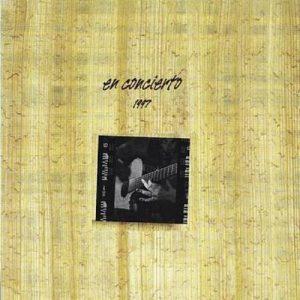portada del album En Concierto