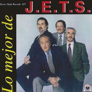 portada del disco Lo Mejor de Jets