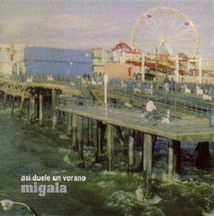portada del album Así Duele un Verano