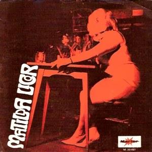 portada del disco Matilda Licor