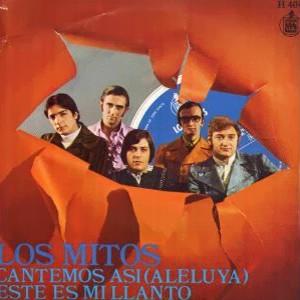 portada del disco Cantemos Así (Aleluya) / Este es mi llanto
