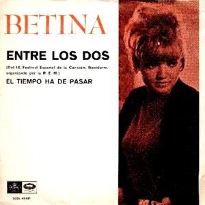 portada del disco Entre los Dos