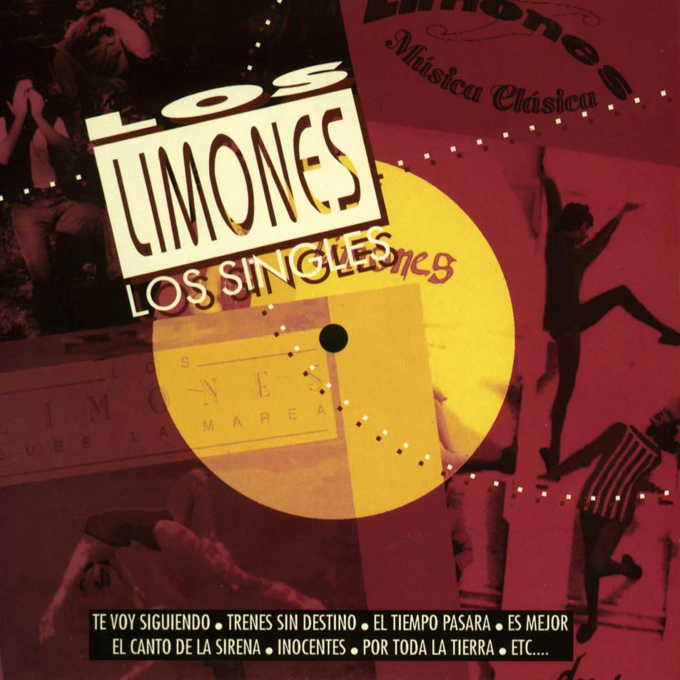 portada del disco Los Singles