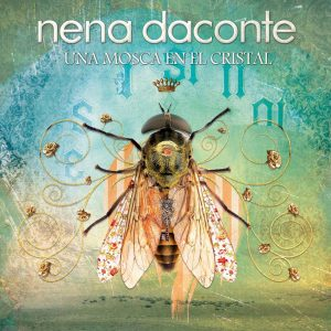 portada del disco Una Mosca en el Cristal