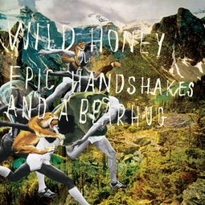 portada del disco Epic Handshakes and a Bear Hug