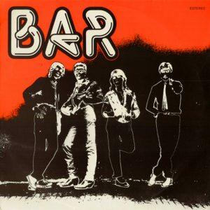 portada del disco Bar