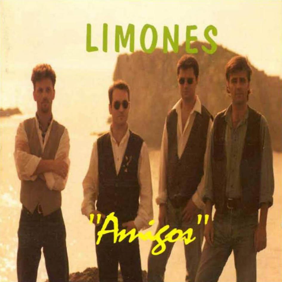 portada del disco Amigos