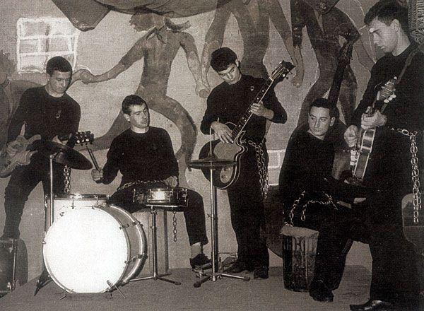 foto del grupo Los Espectros