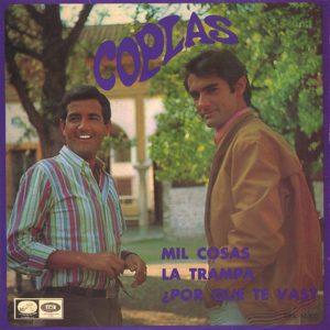 portada del disco Coplas