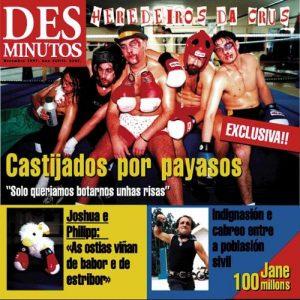 portada del disco Des Minutos