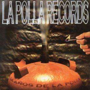 portada del disco 14 Años