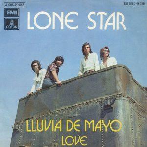 portada del disco Lluvia de Mayo / Love