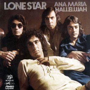portada del disco Ana María / Hallelujah