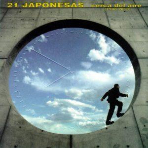 portada del disco Cerca del Aire (1988-2018)