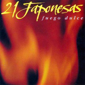 portada del disco Fuego Dulce