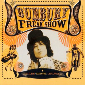 portada del disco Freak Show