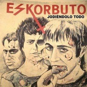 portada del disco Jodiéndolo Todo