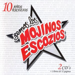 portada del disco 10 Años Escozíos
