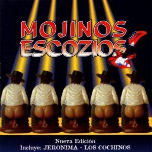portada del disco Mojinos Escozíos