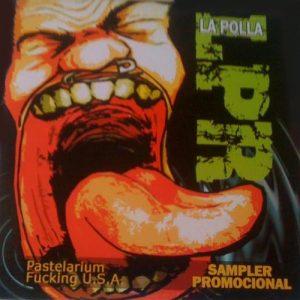 portada del disco LPR (La Polla)