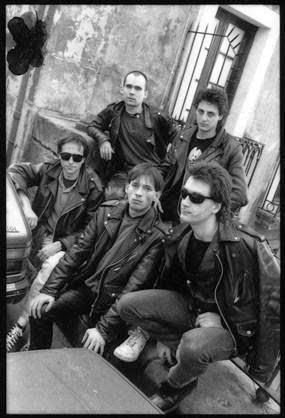 foto del grupo imagen del grupo Vómito