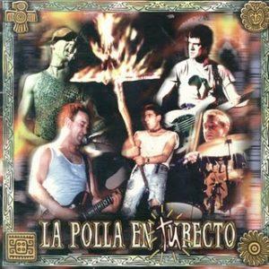 portada del disco La Polla en Turecto