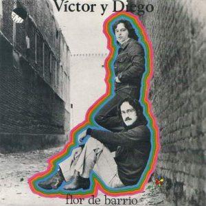 portada del disco Flor de Barrio