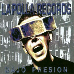 portada del disco Bajo Presión