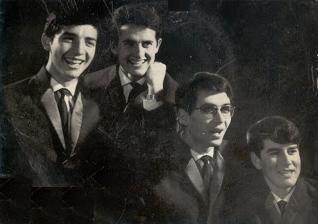 foto del grupo imagen del grupo Los Protones