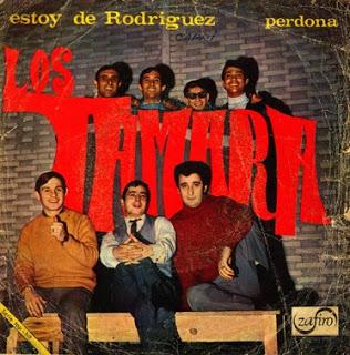portada del disco Estoy de Rodríguez / Perdona