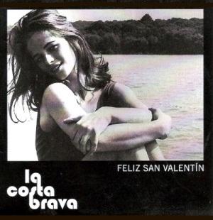 portada del disco Feliz San Valentín