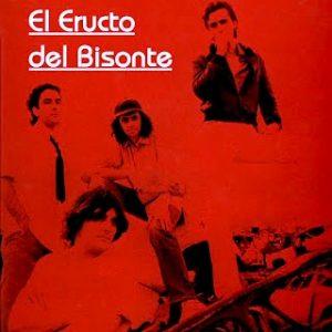 portada del disco El Eructo del Bisonte