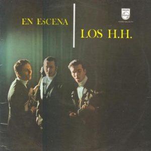 portada del disco En Escena Los H.H.