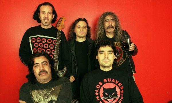 foto del grupo imagen del grupo Los Suaves